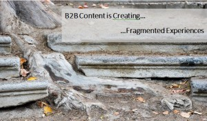 Fragmented B2B Experiences