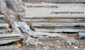 Fragmented B2B Experiences