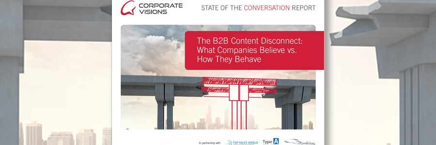 The State of the B2B Conversation: Disconnected